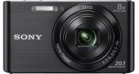 Цифровой фотоаппарат Sony Cyber-shot DSC-W830 Black