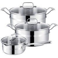 Набор посуды Tefal E874S574 Jamie Oliver