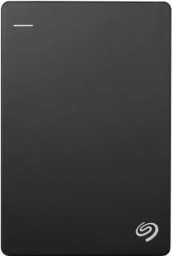 Купить Внешний жесткий диск Seagate, Backup Plus Slim 1Tb Black STDR1000200
