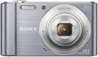 Цифровой фотоаппарат Sony Cyber-shot DSC-W810 Silver