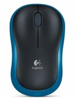 Мышь Logitech Wireless Mouse M185 Blue (910-002239)