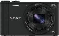 Цифровой фотоаппарат Sony Cyber-shot DSC-WX350 Black