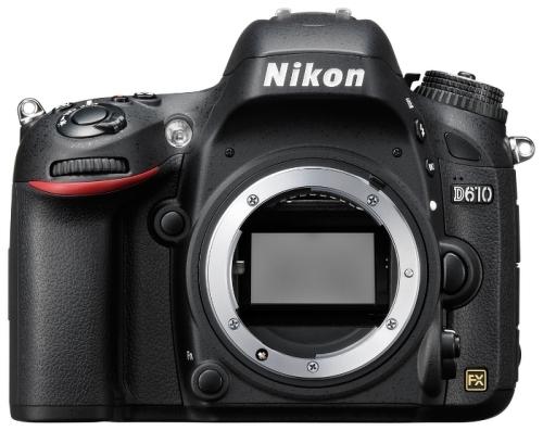 Купить Зеркальный фотоаппарат Nikon, D610 Body