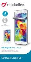 Защитная пленка Cellular Line SPULTRAGALS5 (20681) для Samsung Galaxy S5