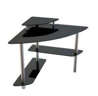 Компьютерный стол АКМА Mist 02 Silver