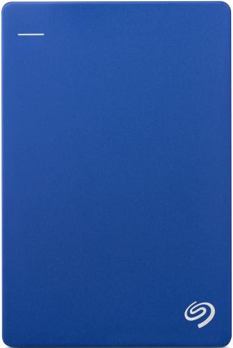 Купить Внешний жесткий диск Seagate, Backup Plus Slim STDR1000202 1Tb Blue