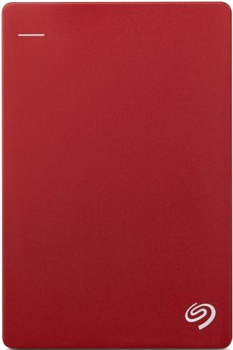 Купить Внешний жесткий диск Seagate, Backup Plus Slim STDR1000203 1Tb Red