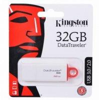 USB-флешка Kingston DataTraveler G4 32 Gb (DTIG4/32GBBK)