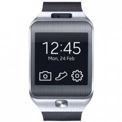 Умные часы SAMSUNG Gear 2 SM-R3800VSASER Titan Silver - купить умные часы  САМСУНГ Gear 2 SM-R3800VSASER Titan Silver по выгодной цене в  интернет-магазине ... 1b152ea052d00