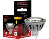 SUPRA SL-LED-MR16-7.5W-3000-GU5.3