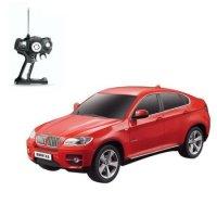 Радиоуправляемая игрушка Rastar BMW X6 1:14