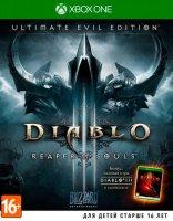 Игра для Xbox One Blizzard Diablo III: Reaper of Souls — Ultimate Evil Edition