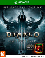 Игра для Xbox One Blizzard(Diablo III: Reaper of Souls — Ultimate Evil Edition)