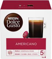 Кофе в капсулах Nescafe Dolce Gusto Americano nescafe dolce gusto кофе о ле кофе в капсулах 16 шт