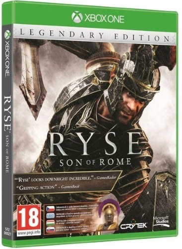 MICROSOFT RYSE: SON OF ROME LEGENDARY EDITION
