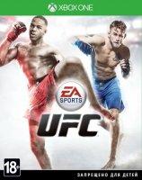 Игра для Xbox One EA UFC