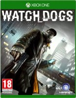 Игра для Xbox One Ubisoft Watch Dogs