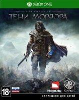 Игра для Xbox One WB Средиземье: Тени Мордора