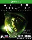 Игра для Xbox One Sega Alien: Isolation. Nostromo Edition