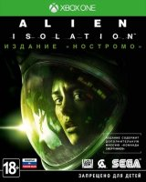 Игра для Xbox One Sega Alien: Isolation. Nostromo Edition