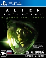 Игра для PS4 Sega(Alien: Isolation. Nostromo Edition)