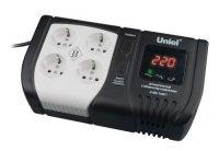 Стабилизатор напряжения Uniel U-ARS-1500/1