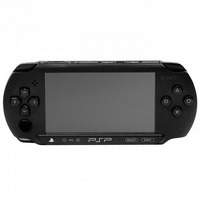 Игровая приставка Sony PlayStation Portable Slim Base Pack Black (E1008) + Tekken: Dark Resurrection + Миссия Дарвина + Need for Speed Carbon: Own the City