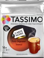 TASSIMO CARTE NOIRE PETIT DEJEUNER INTENSE