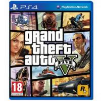 Игра для PS4 Take Two Grand Theft Auto V