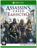 Игра для Xbox One Ubisoft Assassin's Creed: Единство Special Edition