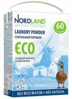 Стиральный порошок Nordland Eco 4,5 кг.