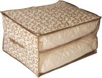 Кофр для хранения одеял Hausmann AA003 60x50x35 см.