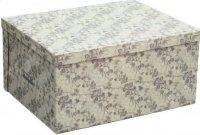 Коробка для хранения Hausmann HM-9754-2, 45x35x22,5 см.
