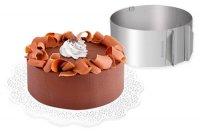 Форма для торта Tescoma Delicia 623380 регулируемая круглая