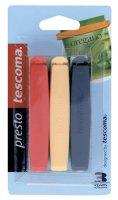Зажим для пакетов Tescoma Presto 420752 9 см., 6 шт.