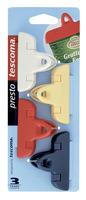Клипса для пакетов Tescoma Presto 420760 7 см., 4 шт.