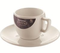 Купить Чашка с блюдцем Tescoma, Crema для эспрессо 387120