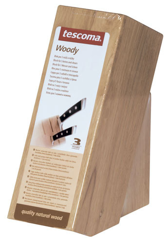 Купить Блок деревянный Tescoma, 869505 для 5+1 ножей