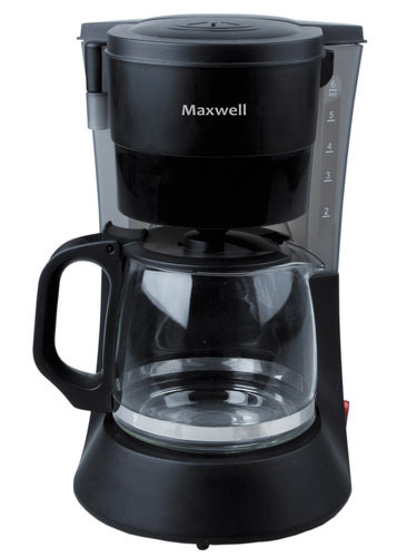 Кофеварка капельная Maxwell MW-1650