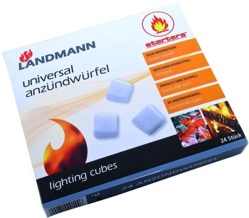 Кубики для розжига  со скидкой