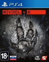 Игра для PS4 2K GAMES Evolve