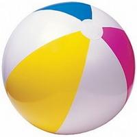 Купить Мяч надувной Intex, Glossy Panel Ball 61 см. (INT59030NP)
