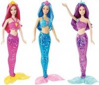 Кукла Barbie Barbie Русалочка Mix&Match , в ассортименте (CFF28)