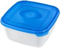 Емкость для СВЧ и хранения продуктов Plast Team PT9675 Polar Microwave 0,95 л, цвет в ассортименте