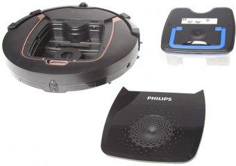 Робот-Пылесос Philips Smartpro Active Fc8820/01