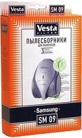 Комплект пылесборников Vesta SM09 для пылесосов Samsung