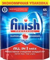 Таблетки для посудомоечной машины Finish All in 1 Morgan 65 шт. (3017406)