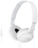 Наушники Sony MDR-ZX110AP White