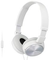 Наушники Sony MDR-ZX310AP White
