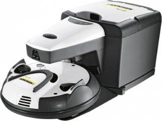 Робот-пылесос Karcher RoboCleaner RC 4000
